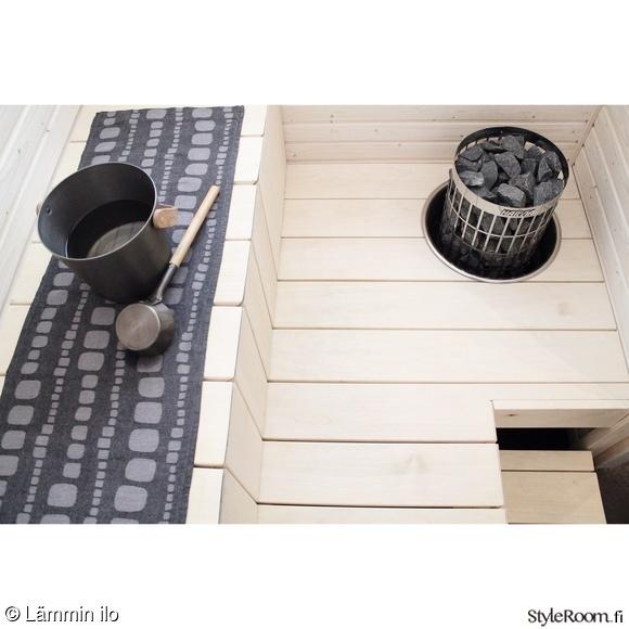 sauna,pilkkoset