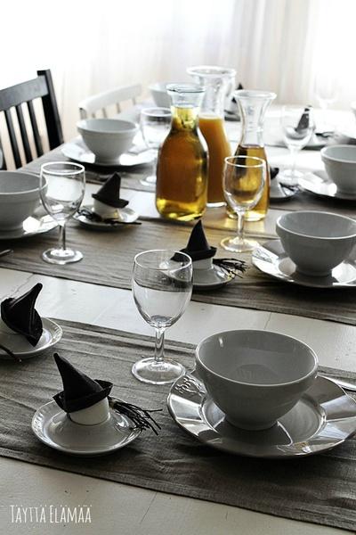 kattaus,keittiö,Tee itse - DIY,juhlakattaus,pääsiäinen