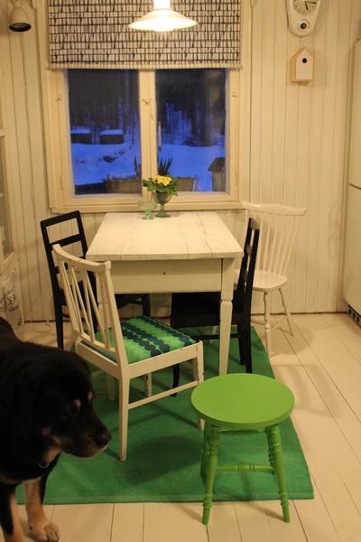 Maalatut tuolit koti ja sisustusideat  StyleRoom
