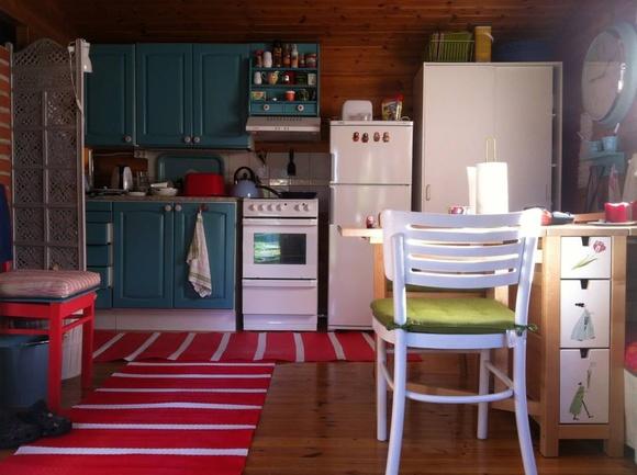 Kuva keittiö  Mökkikeittiön edullinen pikaremppa  AnetteNas