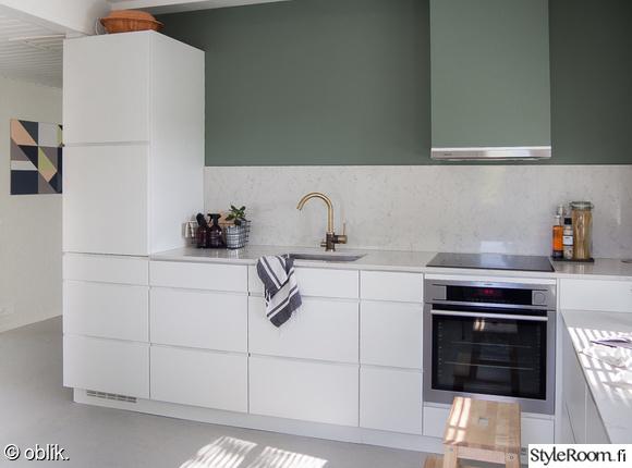 Keittiön kaapit koti ja sisustusideat  StyleRoom