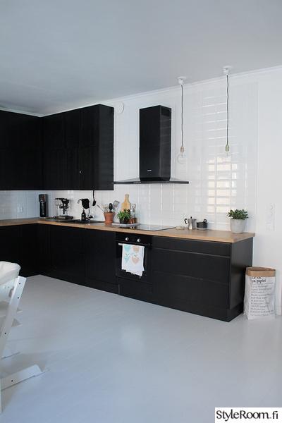 Remontoitu keittiö koti ja sisustusideat  StyleRoom