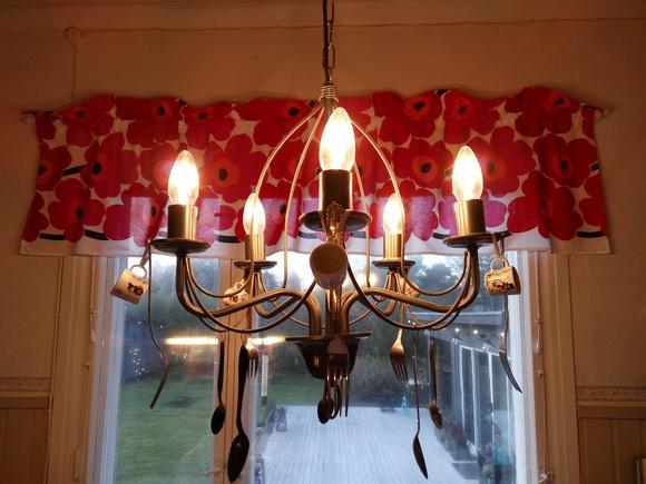 Inspiroivia kuvia aiheesta keittiön lamppu