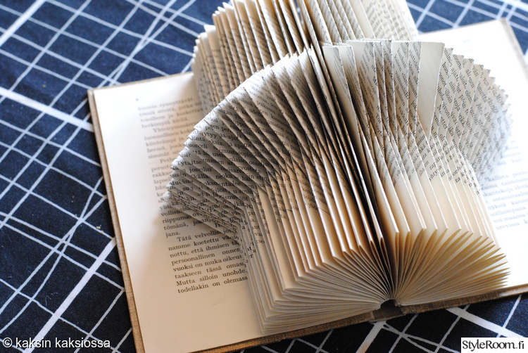 book folding,book,folding,Tee itse - DIY