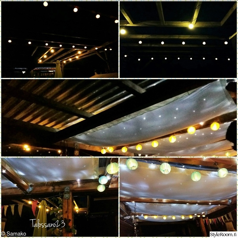 led-valo,party-valot,pergola,piha,terassi